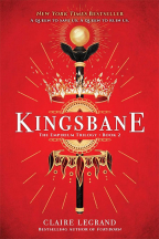 Kingsbane (The Empirium Trilogy, Book 2)