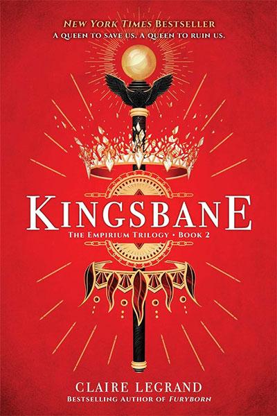 Kingsbane (The Empirium Trilogy, Book 2)