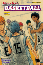 KUROKO'S BASKETBALL VOL. 12 (2-IN-1 EDITION, VOL. 23 & 24)