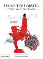 LENNY THE LOBSTER CAN'T STAY FOR DINNER: ...OR CAN HE? YOU DECIDE! FOR AGES 4 -7 FROM BEST-SELLING AUTHOR MICHAEL BUCKLEY AND HIS 10-YEAR OLD SON, FINN (GB ALBUM)