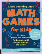 LITTLE LEARNING LABS: MATH GAMES FOR KIDS