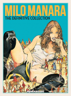 MILO MANARA - THE DEFINITIVE COLLECTION