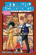 MY HERO ACADEMIA: SCHOOL BRIEFS, VOL. 4