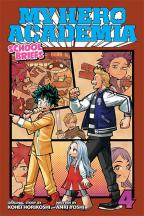 My Hero Academia: School Briefs, Vol. 4
