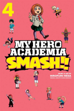 My Hero Academia: Smash!, Vol 4
