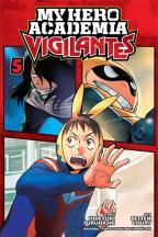 MY HERO ACADEMIA: VIGILANTES, VOL. 5