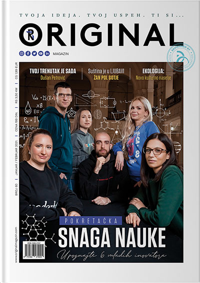 Original magazin - br. 60