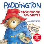 PADDINGTON STORYBOOK FAVORITES: SIX STORIES PLUS STICKERS!