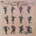 PAGANINI: 24 CAPRICES (VINYL) LP