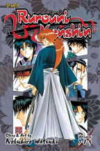 RUROUNI KENSHIN, VOL. 3 (3-IN-1 EDITION, VOL. 7, 8 & 9)