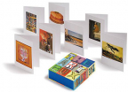 The Art Box Greeting Cards (Blue Selection)