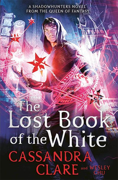 The Lost Book Of The White (The Eldest Curses, Book 2)