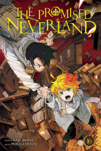 THE PROMISED NEVERLAND, VOL. 16