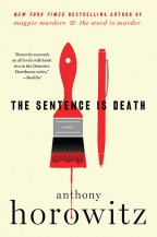 THE SENTENCE IS DEATH (DETECTIVE DANIEL HAWTHORNE SERIES, 2)