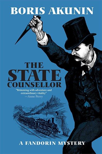 The State Counsellor (Fandorin Mystries, 6)