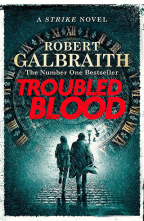 TROUBLED BLOOD (CORMORAN STRIKE, BOOK 5)