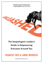 Unleashed: The Unapologetic Leader's Guide To Empowering Everyone Around You