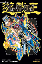 YU-GI-OH!, VOL. 7 (3-IN-1 EDITION, VOL. 19, 20 & 21)