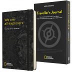 Agenda - Moleskine, Passion Journal, Travellers, National Geographic