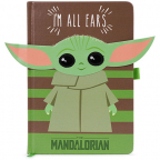 Agenda - Star Wars, The Mandalorian, I'm All Ears Green, A5
