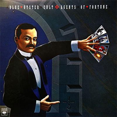 Agents Of Fortune (Vinyl)