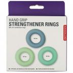 Antistres guma set/3 - Hand Strengtheners