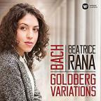 BACH: GOLDBERG VARIATIONS, BWV 988 (VINYL)
