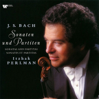 Bach: Sonatas And Partitas For Solo Violin (Vinyl)