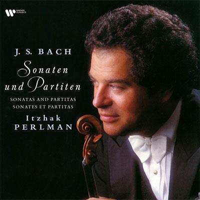 Bach: Sonatas And Partitas For Solo Violin (Vinyl)