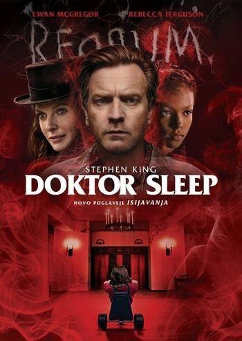 Doctor Sleep, dvd