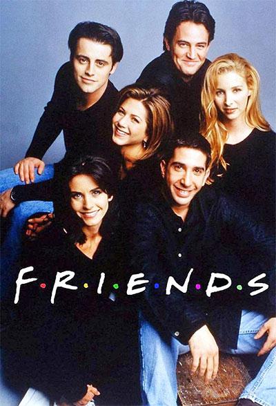 Prijatelji, sezona 3 BD