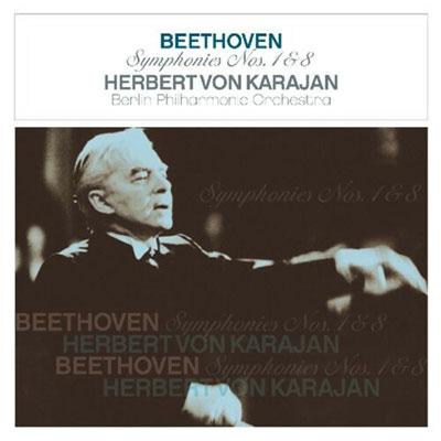 Beethoven Symphony No 1 And No 8 (Vinyl)