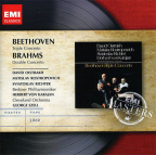 Beethoven: Triple Concerto / Brahms: Double Concerto - Emi Masters