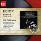 Beethoven: Triple Concerto / Brahms: Double Concerto - Emi Masters