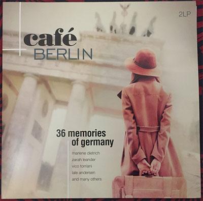 Cafe Berlin: Memories Of Germany (Vinyl)
