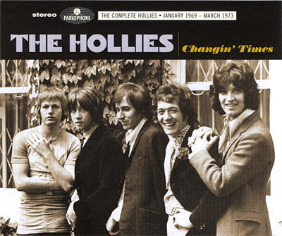 Changin' Times - The Complete Hollies 5CD