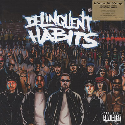 Delinquent Habits (2 X Vinyl)