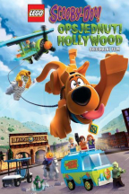 Lego Scooby Doo: Opsjednuti Hollywood, dvd
