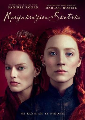 Marija, Kraljica Škotske, dvd