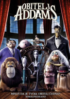 Porodica Adams, dvd