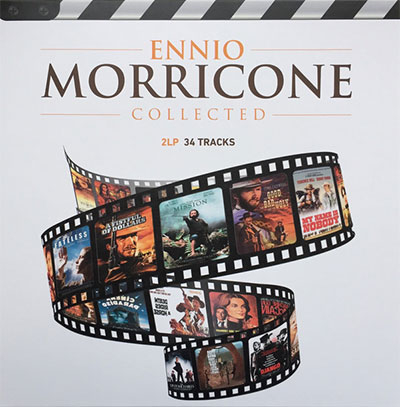 Ennio Morricone Collected (2 X Vinyl)