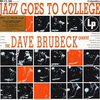 Jazz Goes To College (Vinyl)