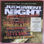 JUDGMENT NIGHT (MUSIC FROM THE MOTION PICTURE) (VINYL)