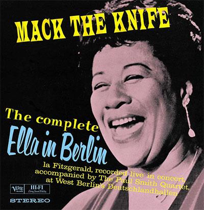 Mack The Knife - Ella In Berlin (Vinyl) LP