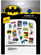 Magnet set/19 - DC Comics, Batman Retro