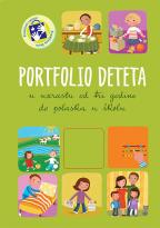 Portfolio deteta: u uzrastu od tri godine do polaska u školu - latinica