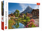 Puzzle - Alps in the summer