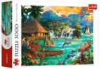 Puzzle - Island life