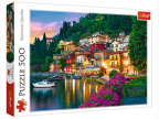 Puzzle - Lake Como, Italy