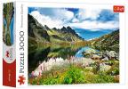 Puzzle - Starolesnianski Pond, Tatras, Slovakia